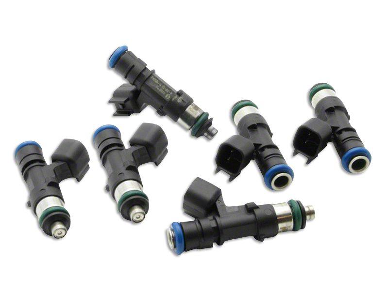 DeatschWerks Fuel Injectors - 1200cc (05-17 V8 F-150)