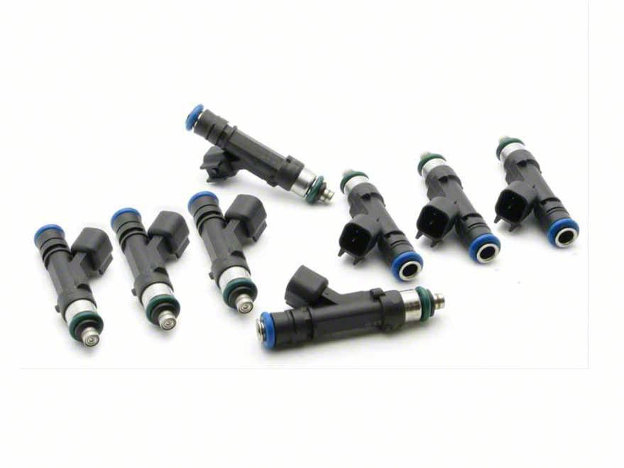 DeatschWerks Fuel Injectors - 50 lb. (97-04 V8 F-150)