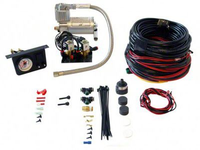 Air Lift Performance Load Controller I Dual Path Heavy Duty On-Board Air System (97-18 F-150)