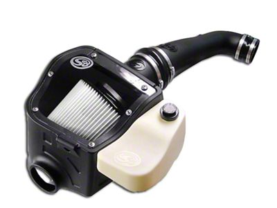 S&B Cold Air Intake w/ Dry Extendable Filter (09-10 5.4L F-150, Excluding Raptor)