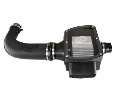 S&B Cold Air Intake w/ Dry Extendable Filter (06-08 4.6L F-150)