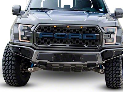 N-Fab PreRunner Outer Bars w/ Multi-Mount - Gloss Black (17-18 F-150 Raptor)