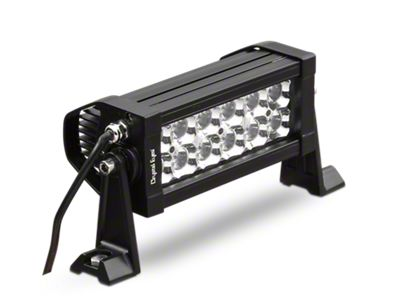 Axial 7 in. 7 Series LED Light Bar - 8 Degree Spot Beam