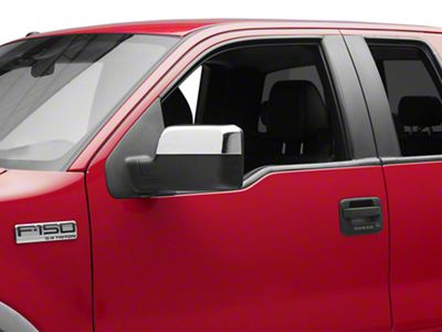 ABS Mirror Covers - Chrome (04-08 F-150)