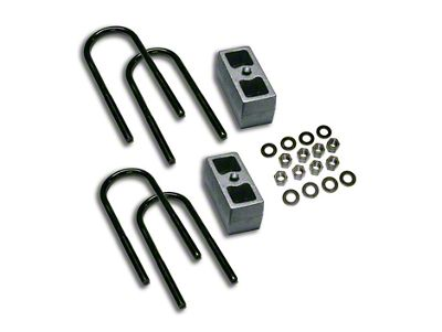 SuperLift 3 in. Rear Lift Block Kit (97-03 4WD F-150)