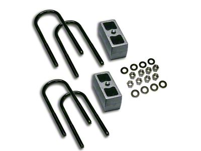 SuperLift 2.5 in. Rear Lift Block Kit (97-03 4WD F-150)