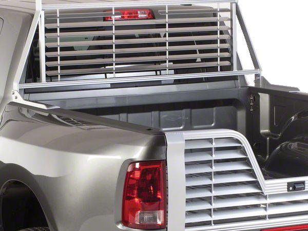 Husky Aluminum Contractor Rack - Silver (97-03 F-150)