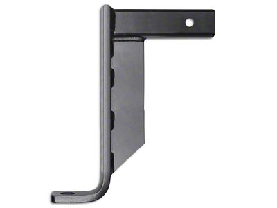 Husky 2 in. Receiver Fixed Drop Ball Mount - 18 in. Drop Hitch (97-18 F-150)