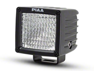 PIAA 3 in. RF Series LED Cube Light - Flood Beam