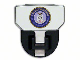 Carr HD Hitch Step w/ Law Enforement Logo (97-19 F-150)