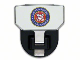 Carr HD Hitch Step w/ US Coast Guard Logo (97-19 F-150)