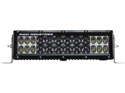 Rigid Industries 10 in. E-Series LED Light Bar - Hyperspot/Driving Combo