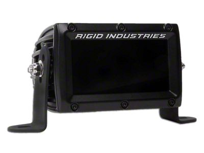 Rigid Industries 4 in. E-Series Infrared LED Light Bar - Flood/Spot Combo