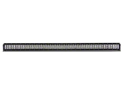 Rigid Industries 50 in. E-Series Amber LED Light Bar - Flood/Spot Combo
