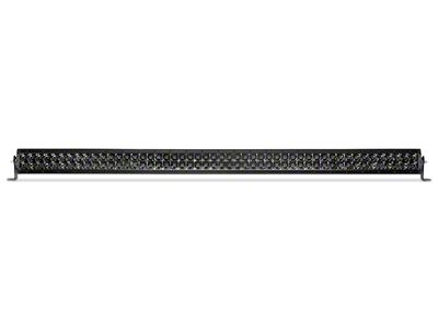 Rigid Industries 50 in. E-Series Midnight Edition LED Light Bar - Spot Beam