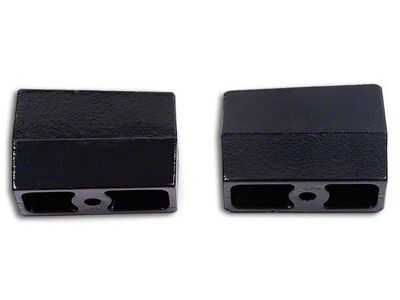 Zone Offroad 4 in. Tapered Lift Blocks (97-03 F-150)