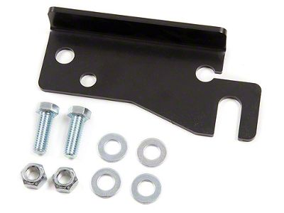 Zone Offroad E-Brake Relocation Bracket for 2-6 in. Lift (09-19 F-150, Excluding Raptor)