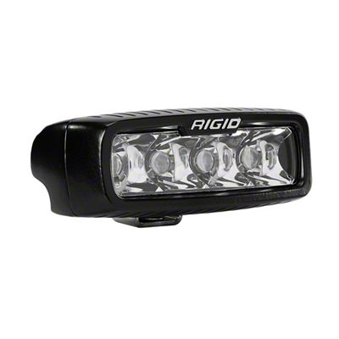 Rigid Industries SR-Q Series Amber LED Light Bar - Spot Beam