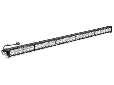 Baja Designs 50 in. OnX6 Racer Edition LED Light Bar - High Speed Spot Beam