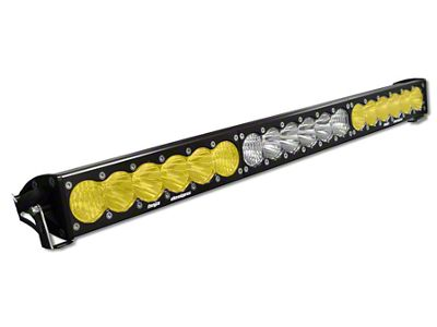 Baja Designs 30 in. OnX6 Amber/White LED - Dual Control