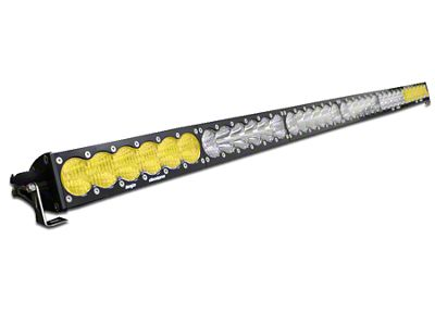 Baja Designs 60 in. OnX6 Amber/White LED Light Bar - Dual Control