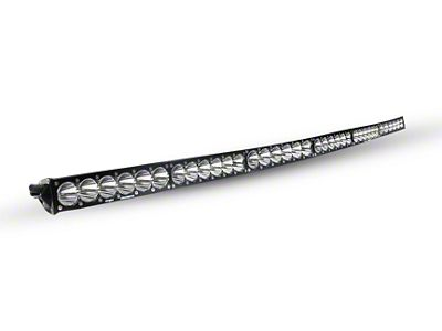 Baja Designs 60 in. OnX6 Arc LED Light Bar - High Speed Spot Beam
