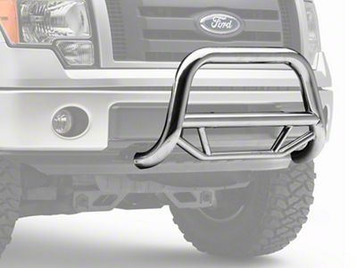 Black Horse Off Road Max Bull Bar - Stainless Steel (04-19 F-150, Excluding Raptor)