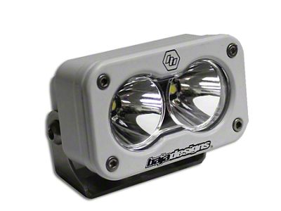 Baja Designs S2 Pro White LED Light - Flood/Work Beam