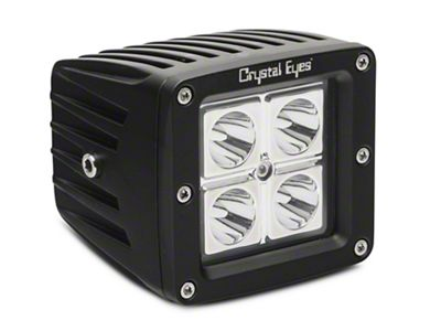 Alteon 3 in. Work LED Cube Light - 30 Degree Flood Beam
