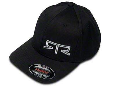RTR Flex-Fit Hat - Black