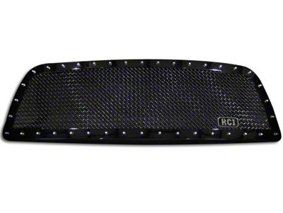 Royalty Core RC1 Classic Upper Replacement Grille - Black (10-14 F-150 Raptor)