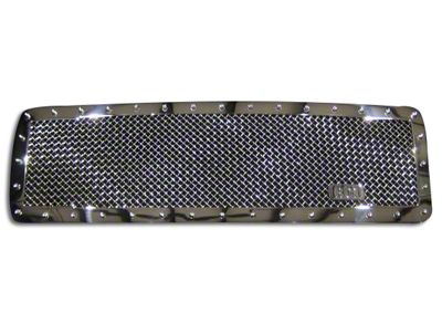 Royalty Core RC1 Classic Upper Replacement Grille - Chrome (09-12 F-150, Excluding Raptor)