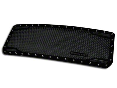 Royalty Core RC2 Twin Mesh Upper Replacement Grille - Black (17-19 F-150 Raptor)