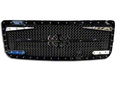 Royalty Core RC3DX Innovative Upper Replacement Grille - Black (17-19 F-150 Raptor)