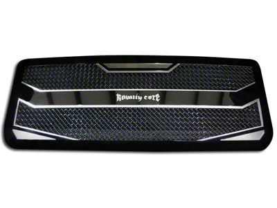 Royalty Core RC4 Layered Upper Replacement Grille - Black (09-12 F-150, Excluding Raptor)