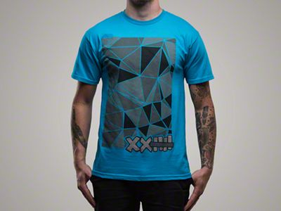 RTR VGJR Blue Triangles T-Shirt