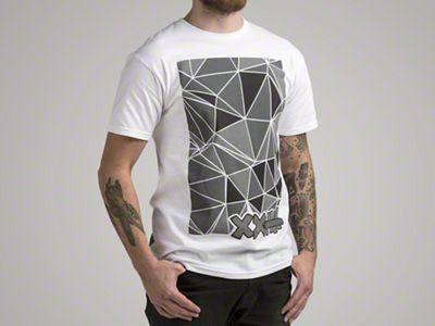 RTR VGJR White Triangles T-Shirt