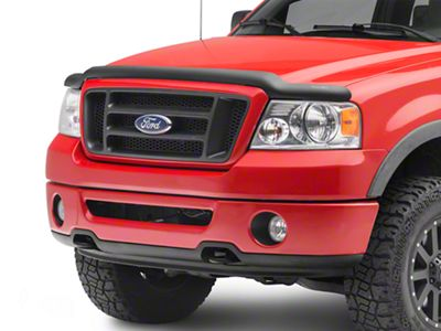 Rugged Ridge Hood Bug Deflector - Matte Black (04-08 F-150)