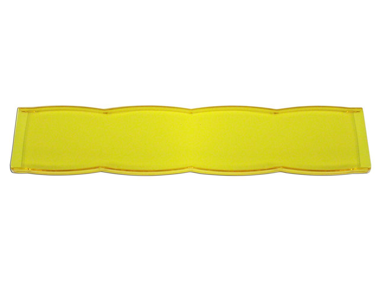 Baja Designs 10 in. S8 LED Light Bar Cover - Amber