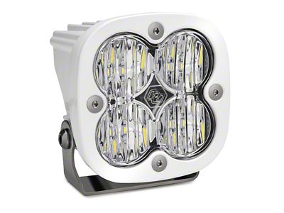 Baja Designs Squadron Pro White LED Light - Wide Cornering Beam