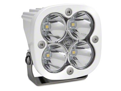 Baja Designs Squadron Pro White LED Light - Work/Flood Beam