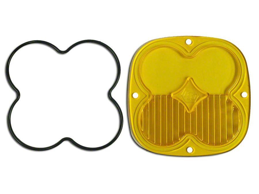 Baja Designs XL Series Amber Lens Kit - Driving/Combo (97-18 F-150)