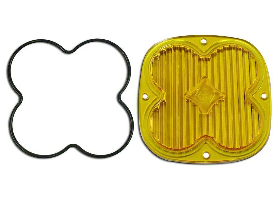 Baja Designs XL Series Amber Lens Kit - Wide Cornering (97-19 F-150)