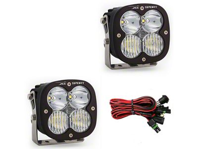 Baja Designs XL Sport LED Light - Driving/Combo Beam - Pair