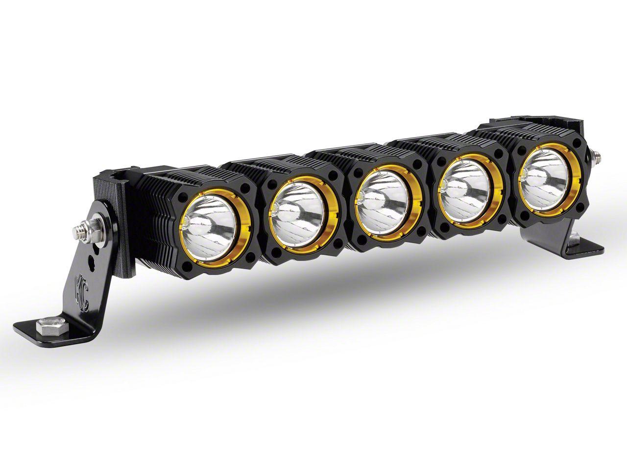 KC HiLiTES 30 in. Flex Array LED Light Bar - Combo Beam