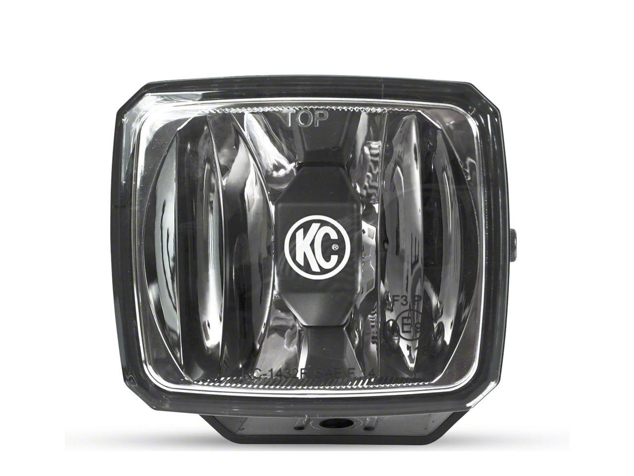 KC HiLiTES 3x4 in. Gravity G34 LED Light - Fog Beam