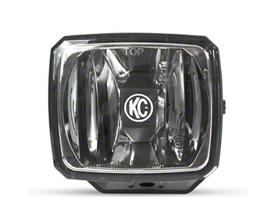 KC HiLiTES 3x4 in. Gravity G34 LED Light - Wide-40 Beam