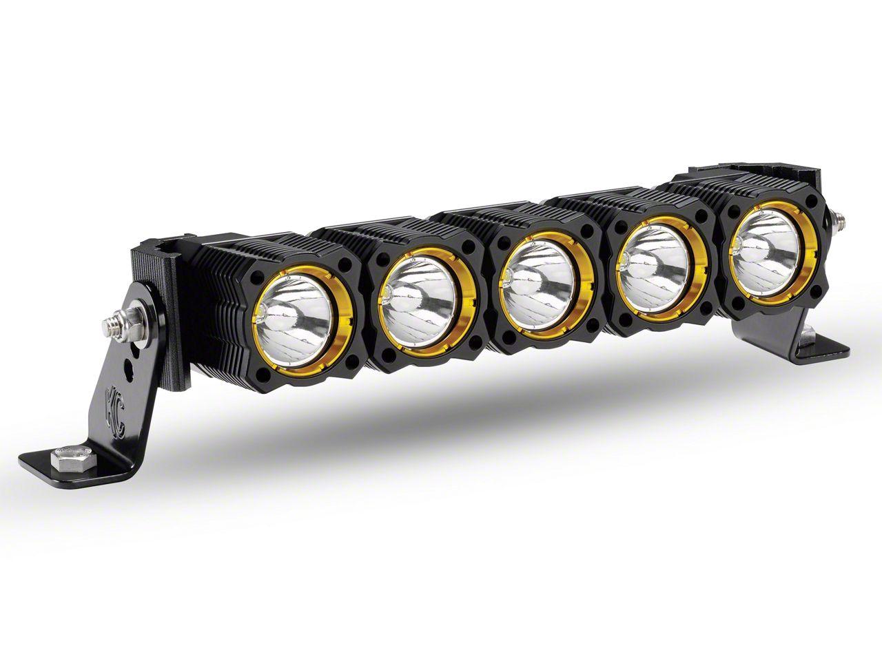 KC HiLiTES 50 in. Flex Array LED Light Bar - Combo Beam