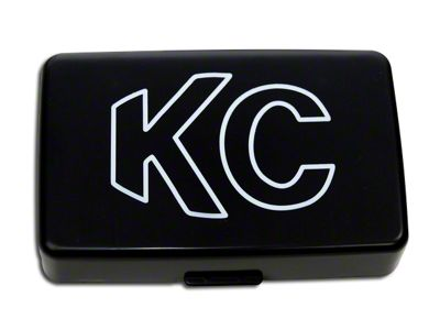 KC HiLiTES 5x7 in. 57 Series Cover - Black (97-18 F-150)