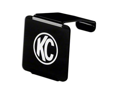 KC HiLiTES Hard Cover for 3 in. C3 Cube Light - Black (97-18 F-150)